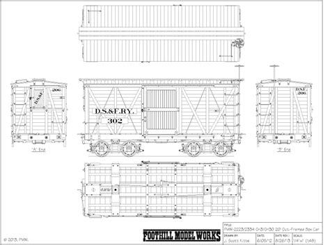 box auto dwg 7 x 20 outside frame box fruit car progress report