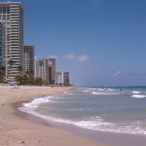 Ft Lauderdale Sea Level Rise Example