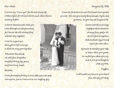 Sensational Non Traditional Wedding Vows Ideas