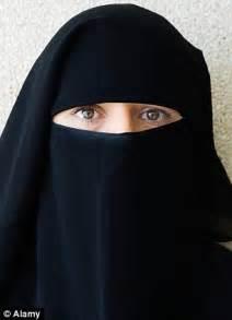 Muslim Women Head Dress