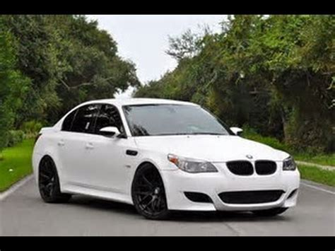 bmw e60 m5 review why you need a v10