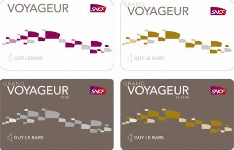 Modifier Billet Sncf Carte Voyageur by Programme Voyageur La Sncf Dresse Premier Bilan