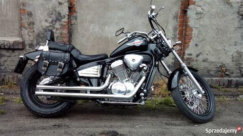 honda vt 600 shadow honda shadow vt 600 od motocyklisty włocławek sprzedajemy pl