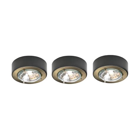 under cabinet lighting kit dals lighting k107r3 3 light low voltage halogen metal