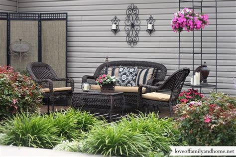 patio and deck decorating ideas patio makeover my s house of family home