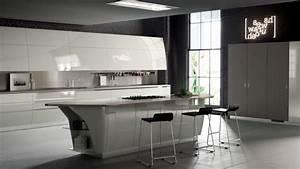 Cucine Moderne Con Penisola ~ Ispirazione Design Casa