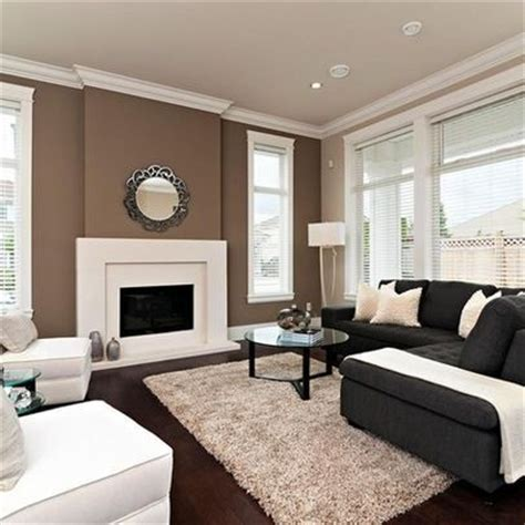 Braune Wand Wohnzimmer by 17 Best Ideas About Brown Accent Wall On Brown