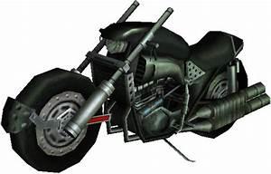 Crisis Core Hardy Daytona Model