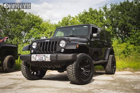2015 Jeep Wrangler Xd Xd810 Rough Country Suspension Lift 35in