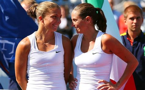 Vinci Sié E Social Tennis Errani E Roberta Vinci Si Separano Il