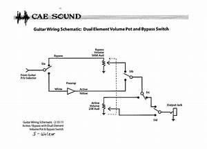 Guitar Wiring Schematic Help