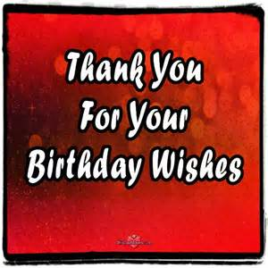 Thank You Birthday Wishes Messages