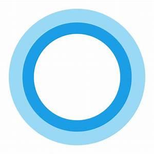 Microsoft Cortana vector logo ( eps +svg) free download