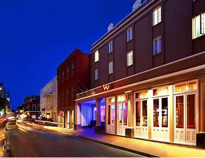 Orleans French Quarter Hotel Hotels Louisiana Exterior