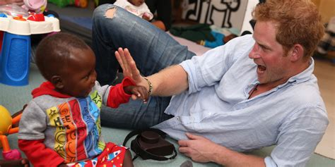 prince harry  leave military  african charity