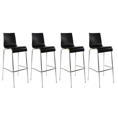 chaise bar 4 pieds tabouret de bar avec 4 pieds design en image