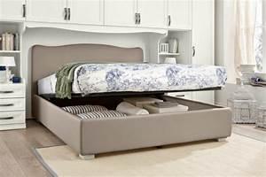 Schlafzimmer Mit Polsterbett : polsterbett mit bettkasten eine geniale idee f r ihr schlafzimmer ~ Sanjose-hotels-ca.com Haus und Dekorationen