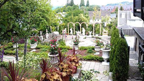 small italian gardens the outlaw gardener an italian garden under construction