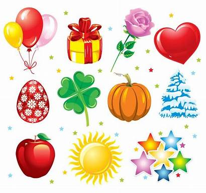 Holidays Holiday Clip Vector Clipart Objects Graphics