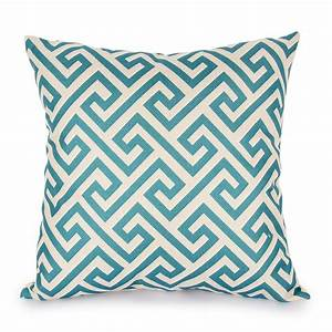 Online get cheap turquoise pillow aliexpresscom for Cheap turquoise decorative pillows