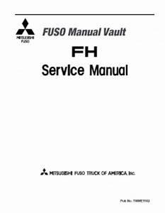 2000 Mitsubishi Fuso Wiring Diagram : 1996 2001 mitsubishi fuso fh211 truck service manual pdf ~ A.2002-acura-tl-radio.info Haus und Dekorationen