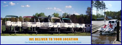 Carolina Boat Rentals Lake Norman carolina boat rentals lake norman nc pontoon and jet ski