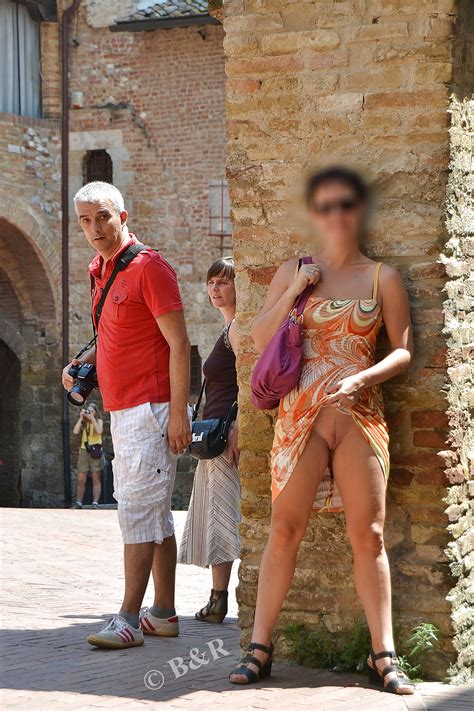 Dutch Milf Flashing All Over Porn Pictures Xxx Photos