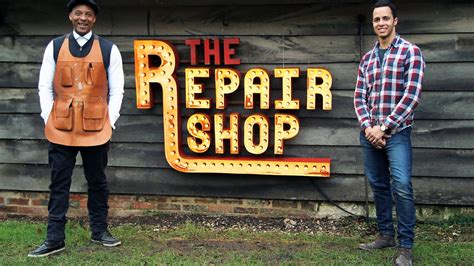 will kirk jay blades bbc two the repair shop series 1 episode 2
