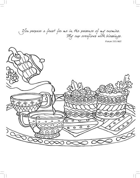 coloring pages food drink images  pinterest