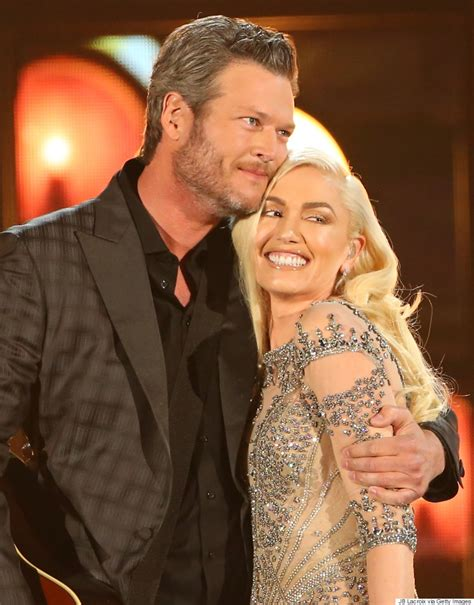 blake shelton gwen stefani song gwen stefani on getting together with blake shelton what