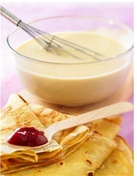recette crepes aux oeufs  pate  tartiner banane chocolat