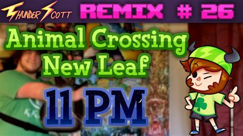animal crossing  leaf  pm acousticrock remix