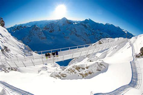 Top Winter Picture by Tres Monta 241 As Suizas A Las Que Subir Despeinarse