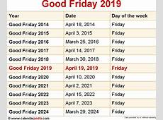 Good Friday 2019 Qualads