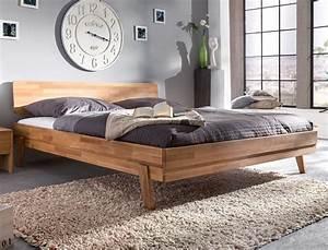 Massivholz Betten 180x200 : massivholzbett liano 180x200 wildeiche ge lt doppelbett schlafzimmer wohnbereiche schlafzimmer ~ Markanthonyermac.com Haus und Dekorationen