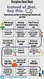 The Discipline Cheat Sheet: An Infographic | HuffPost