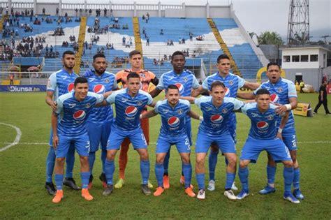 Motagua 4 vs 1 Olimpia por la Liga Nacional de Honduras ...