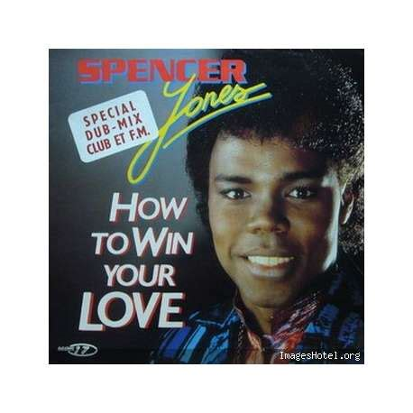 Vinyles spencer jones how to win your love en stock sur ...