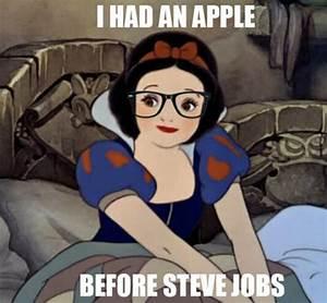 hipster-disney-princess-meme-snow-white - Dump A Day