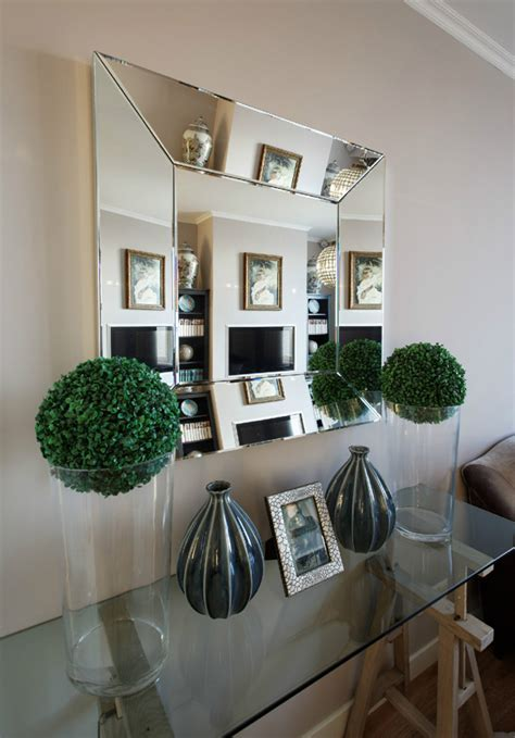 beautiful apartment mirrors