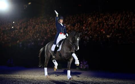 Olympia salutes a dressage superstar as Valegro bows out