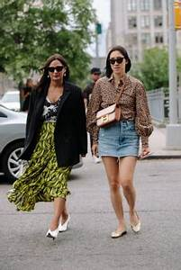 Showgoers Wore Blazers as Jackets on Day 3 of New York ...