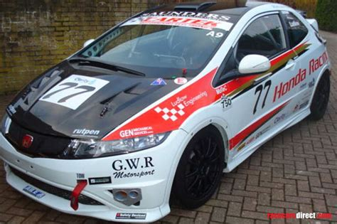 Honda Civic Type R Fn2 Endurance Race