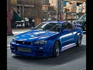 Nissan Skyline Fast And Furious : fast and furious 1998 nissan skyline gtr muscle vs import youtube ~ Medecine-chirurgie-esthetiques.com Avis de Voitures