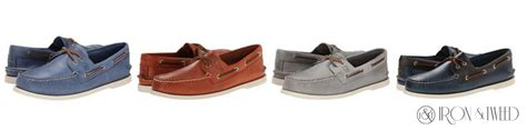 Top Boat Shoes 2015 by The Original Boat Shoe Sperry Top Sider