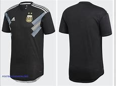 Argentina 2018 World Cup Away Kit – FOOTBALL FASHIONORG