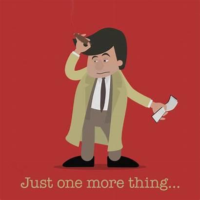 Columbo Behance Detective