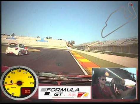 Circuito Cheste Ferrari F430 Formula Gt Experience 0910