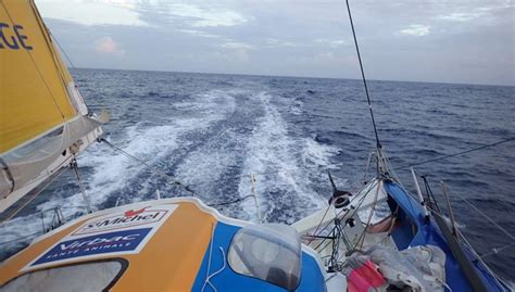 transat jacques vabre imoca record setting gt gt scuttlebutt sailing news