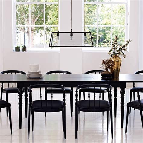 black  white kitchens     housetohomecouk